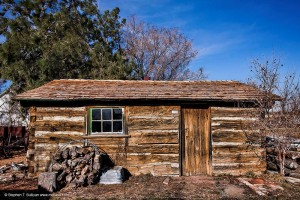 Robert Anderson's Log Cabin